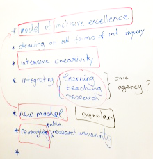 Recurring themes in focus area discussion